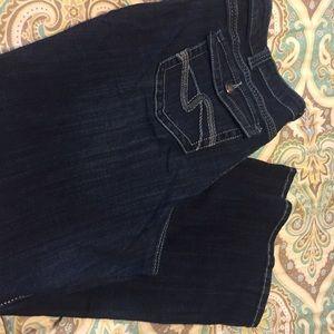 Plus size lee jeans